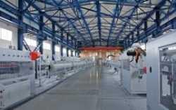 Новый российский завод начнет выпускать трубы для газопровода и водоснабжения уже этим летом
