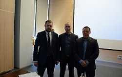 Компания АО «Уралтрубополимер» провела семинар на тему: «Современные технические решения для сетей газоснабжения AVK»
