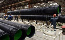 На юго-востоке Москвы будут выпускать полиэтиленовые трубы