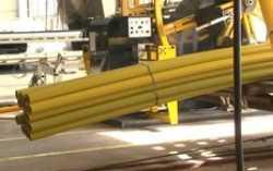 Российская компания увеличит выпуск полиэтиленовых труб для газопровода и водоснабжения