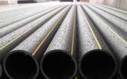 В Черноисточинске проложат полиэтиленовые трубы для газопровода