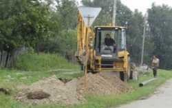 В Невьянске проложат новые трубы для газопровода