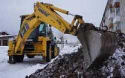 В Карпинске смонтировали новые полиэтиленовые трубы для водоснабжения