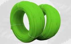Российское предприятие начало выпускать зеленые полиэтиленовые трубы для водоснабжения