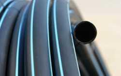 На Елизавете проложат новые полиэтиленовые трубы для водоснабжения