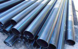 В Пермском крае по инициативе граждан установили новые полиэтиленовые трубы