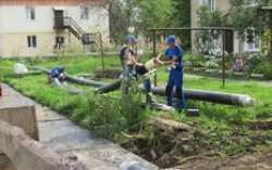 В Каменске-Уральском горячая вода пойдёт по полиэтиленовым трубам для водоснабжения