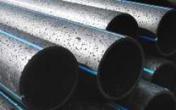 В 2015 году было запущено 46 линий по производству полиэтиленовых труб для водоснабжения и газопровода